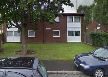 Thumbnail 1 bed flat to rent in Dunmow Court, Offerton, Stockport