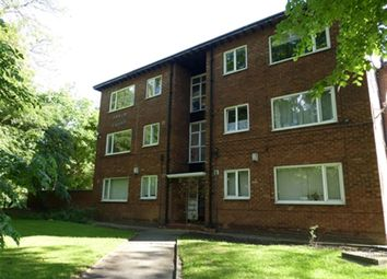 Thumbnail 1 bedroom flat to rent in Anson Court, 41 Anson Road, Victoria Park, Manchester