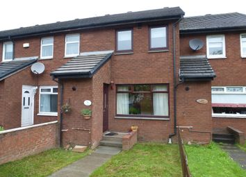 Thumbnail 2 bed terraced house for sale in Mill Crescent, Glasgow