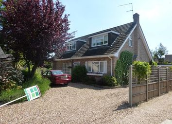 Thumbnail Property to rent in Wissey View, Mundford, Thetford