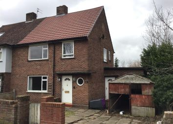 Thumbnail 3 bed semi-detached house for sale in The Rookery, Madeley, Telford