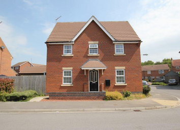 Thumbnail 3 bedroom detached house for sale in Hornscroft Park, Hull
