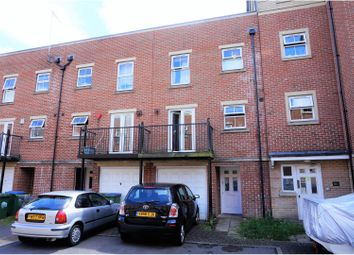 Thumbnail 4 bedroom town house for sale in Winton Street, Southampton