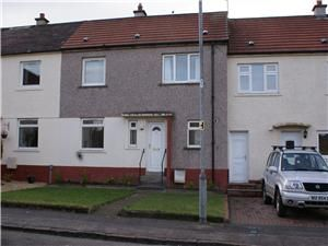 Thumbnail 2 bed terraced house to rent in Tambowie Crescent, Milngavie