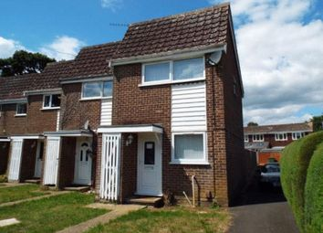 Thumbnail 2 bed terraced house to rent in Treagore Road, Calmore, Southampton