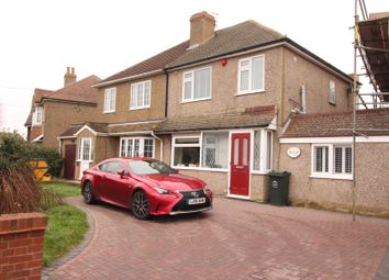 Thumbnail 3 bed semi-detached house for sale in Main Road, Longfield Hill, Longfield