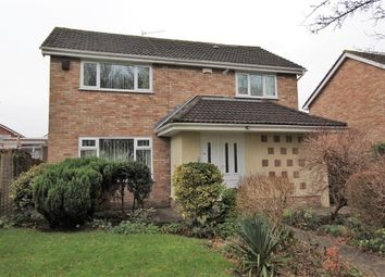 Thumbnail 4 bed detached house for sale in Cranwell Grove, Whitchurch
