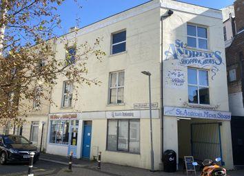 Thumbnail Retail premises for sale in St Andrews Market, Waldegrave Street, Hastings