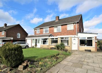 Thumbnail 3 bed semi-detached house for sale in Westcombe Drive, Bury
