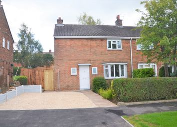 Thumbnail 2 bed property for sale in Abbey Close, Ashby De La Zouch