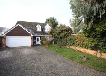 Thumbnail 4 bed detached house for sale in Brownlow Drive, Warfield, Bracknell