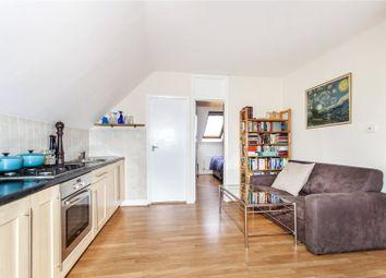 Thumbnail 1 bedroom flat for sale in Woodstock Avenue, London