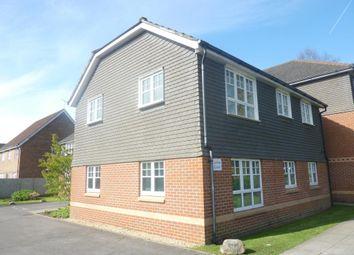 Thumbnail 2 bedroom flat to rent in Curlew Court, Aldershot