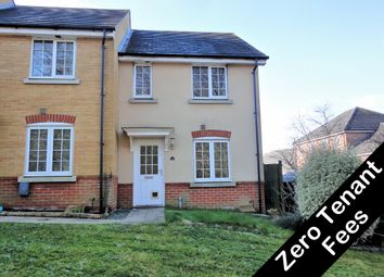 Thumbnail 2 bed end terrace house to rent in Silver Birch Way, Whiteley, Fareham