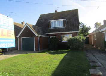 Thumbnail 3 bed detached house to rent in Vista Avenue, Kirby-Le-Soken, Frinton-On-Sea