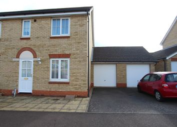 Thumbnail 2 bed end terrace house for sale in The Herons, Cottenham, Cambridge