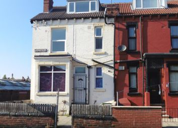 Thumbnail 2 bed terraced house for sale in Compton Row, Harehills