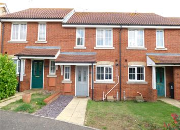 Thumbnail 2 bed terraced house for sale in Bullfinch Close, Harwich, Essex