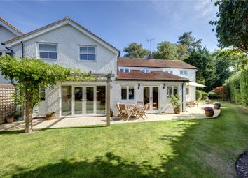 Thumbnail 4 bed semi-detached house for sale in Satwell, Rotherfield Greys, Henley-On-Thames, Oxfordshire