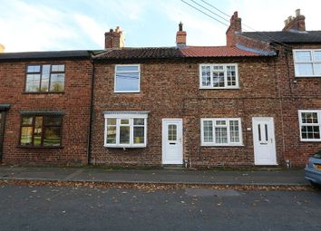 Thumbnail 3 bed terraced house for sale in 58, Water End, Brompton, Northallerton, North Yorkshire