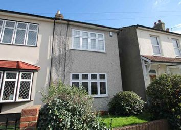 Thumbnail 3 bed semi-detached house for sale in Chapel Road, Bexleyheath