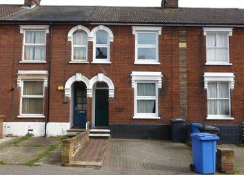 Thumbnail 3 bed property to rent in Warwick Road, Ipswich