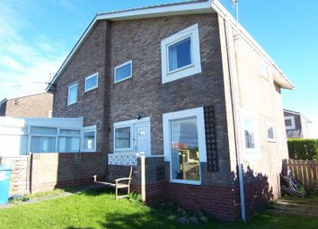 Thumbnail 2 bedroom semi-detached house to rent in Longstone Park, Beadnell, Chathill