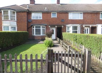 3 bed terraced house to rent in Dryden Grove, Acocks Green, Birmingham B27