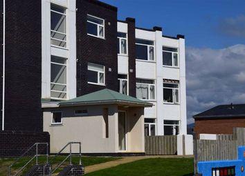 Thumbnail 3 bedroom flat to rent in Flat 6, Y Ddraig Goch, Marine Parade, Tywyn, Gwynedd