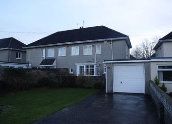 Thumbnail 3 bed detached house to rent in St. Christophers Road, Porthcawl