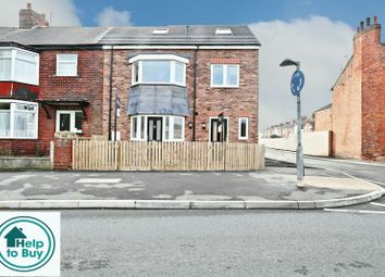 Thumbnail 3 bedroom end terrace house for sale in 104A Northolme Gardens, Hull Road, Hessle