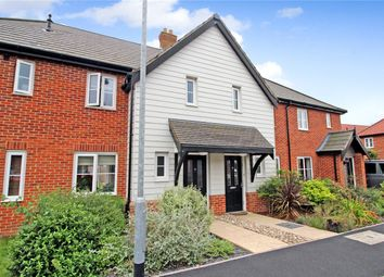 Thumbnail 2 bed terraced house to rent in Potters Way, Poringland, Norwich, Norfolk