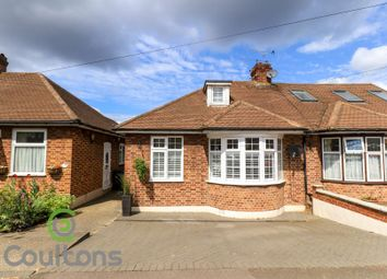 Thumbnail 2 bedroom semi-detached bungalow for sale in Drysdale Avenue, London