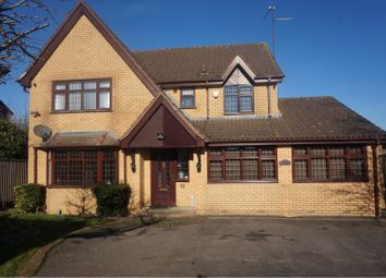 Thumbnail 5 bed detached house for sale in Wrenbury Road, Northampton