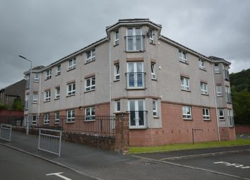 Thumbnail 2 bed flat for sale in Colquhoun Road, Millton, Dumbarton