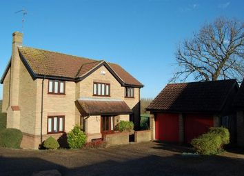 Thumbnail 4 bed detached house to rent in Towns End, Long Buckby, Long Buckby