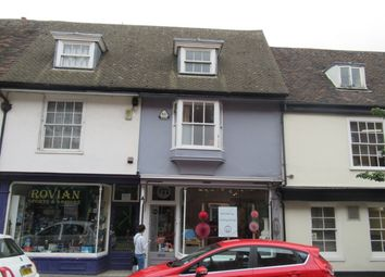 Thumbnail Retail premises for sale in 33A St. Peters Street, Ipswich