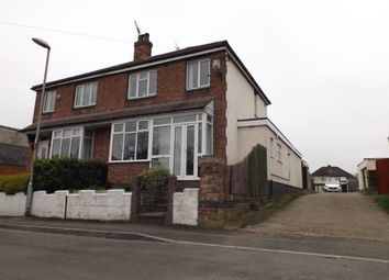 Thumbnail 3 bedroom semi-detached house for sale in Bell Lane, Narborough, Leicester, Leicestershire