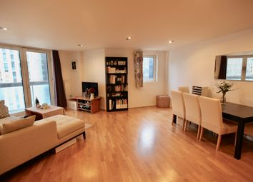 Thumbnail 2 bed flat for sale in Limeharbour, London