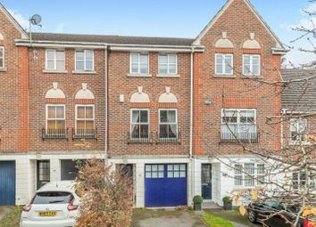 Thumbnail 4 bed town house for sale in Don Bosco Close, Cowley, Oxford