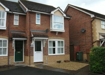 Thumbnail 2 bed semi-detached house to rent in Brunstock Beck, Didcot