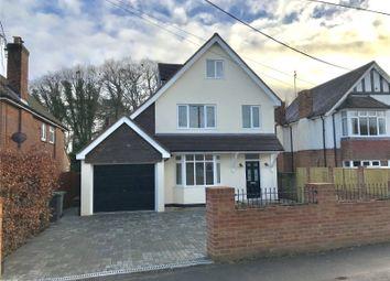 Thumbnail 5 bed detached house for sale in Chawton Park Road, Alton, Hampshire