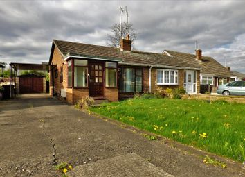 Thumbnail 2 bed semi-detached bungalow for sale in The Oval, Rothwell