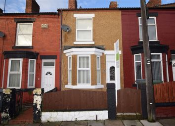 Thumbnail 2 bed terraced house for sale in Elmswood Road, Birkenhead, Merseyside