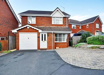 Thumbnail 3 bed detached house for sale in Hayling Close, Worcester