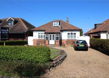 3 bed bungalow for sale in Park Crescent, Lesney Park, Erith, Kent DA8
