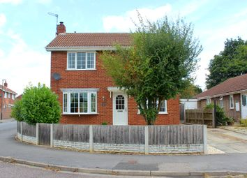 Thumbnail 4 bed detached house for sale in St. Marys Avenue, Hemingbrough, Selby