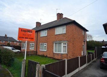 Thumbnail 4 bed semi-detached house to rent in Gordon Road, West Bridgford, Nottingham