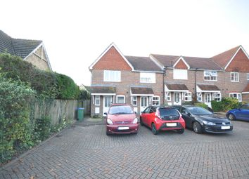 Thumbnail 2 bedroom end terrace house to rent in Lyntons, Pulborough