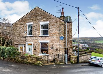 Thumbnail 3 bed detached house for sale in Quickwood, Mossley, Ashton-Under-Lyne, Lancashire